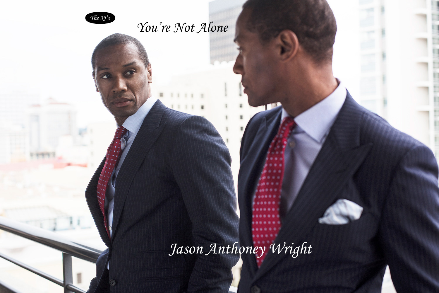 The 3J's - You're Not Alone (Coming March 20th, 2018)